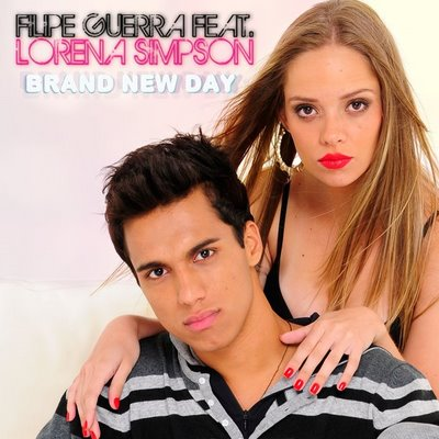 Filipe Guerra Feat Lorena Simpson - Brand New Day