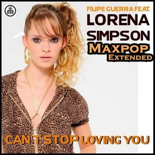 Filipe Guerra Feat. Lorena Simpson - Can't Stop Loving You