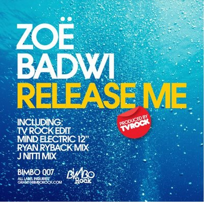 Zoe Badwi - Release Me (TV Rock Edit)